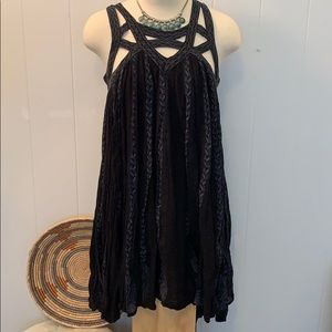 Free People Cage Top Dress Stunning